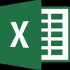 Microsoft Excel logo 100x100 pixels